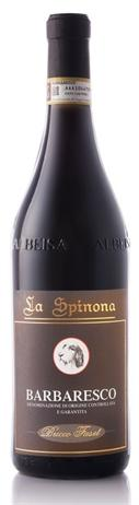 La Spinona Barbaresco Bricco Faset